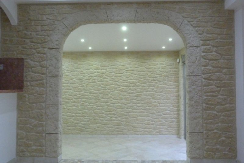 Enduit d co int rieur nice ravalement de fa ade for Mure en pierre interieur